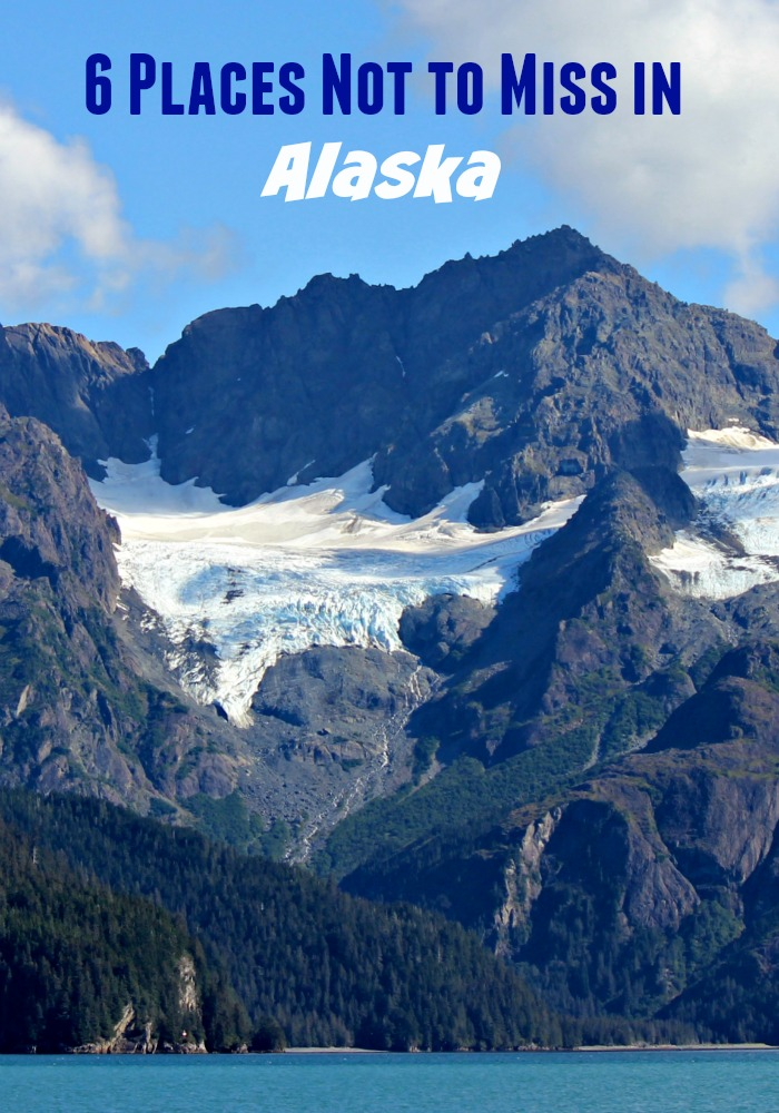 6 Places Not to Miss in Alaska