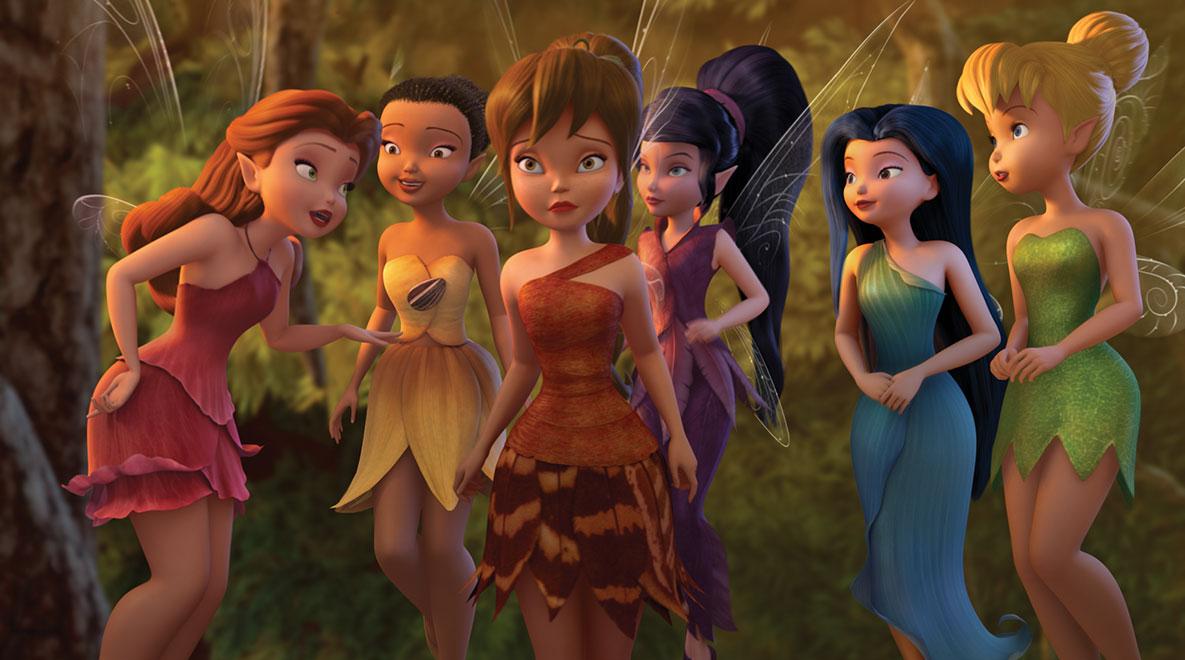 Fawn-Fairies