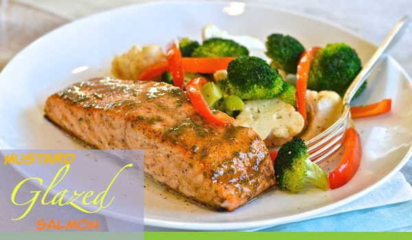 Mustard-Glazed-Salmon