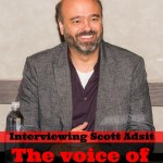 The Man Behind Baymax – Speaking with Scott Adsit