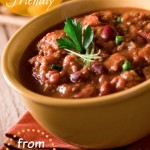 Smoky Chili – Budget Friendly Meal