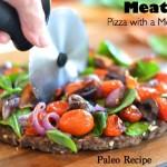 Meatza Paleo Recipe