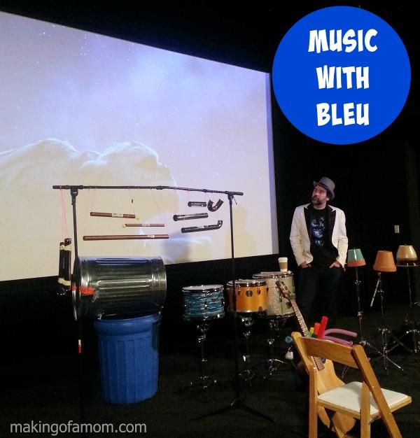 Music-Bleu