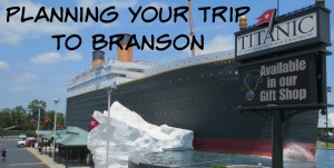 Trip P to Branson MO