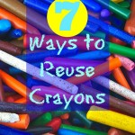 7 Ways to Reuse Crayons