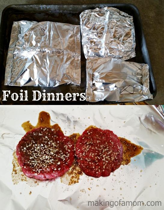 Foil-Dinners