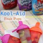 Kool-Aid Fruit Pops