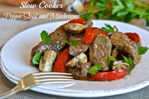 Slow-Cooker-Pepeer-Steak-Mushrooms