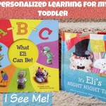Personalized Learning for my Toddler