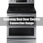 Samsung Dual Electrical Oven