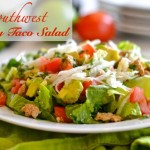 Southwest Turkey Taco Salad – Paleo Recipe