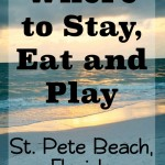 St. Pete Beach, FL – Where to Stay, Eat, Play