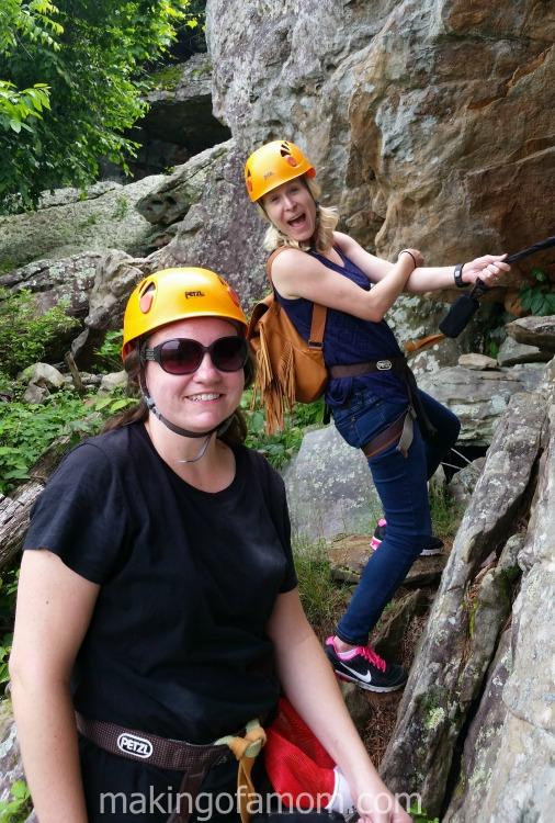 Climbing-Via-Ferrata