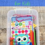 DIY Travel Entertainment Pack for Kids