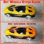 Hot Wheels Hyper Racer Speeding Into Our First Place Toy