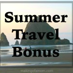 Summer Travel Bonus