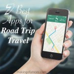 7 Best Apps For Road Trip Travel