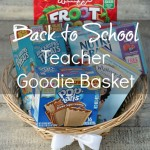 Back to School Teacher Gift Basket