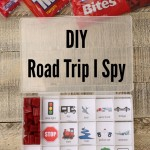DIY Road Trip I Spy Game