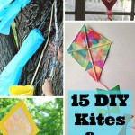 15 DIY Kites for Kids