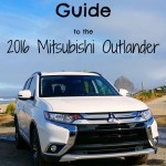 The Adventurer's Guide to the Mitsubishi Outlander