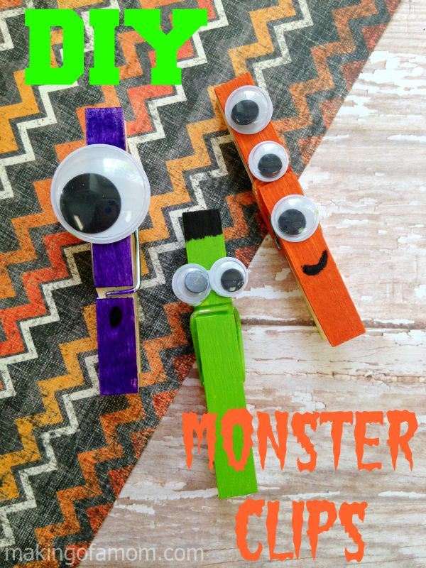 DIY-Monster-Clips