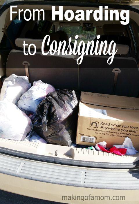 Hoarding-Consigning