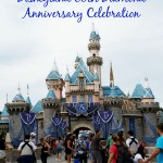 Disneyland 60th Diamond Anniversary Celebration