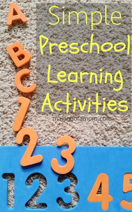 Simple-Preschool-Learning-Activities