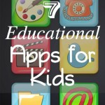 7 Educational Apps for Kids