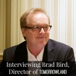 Talking Tomorrowland with Director Brad Bird