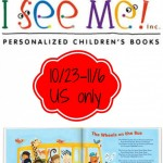 Win a Personalized Book from I See Me!