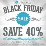Black Friday Silhouette SALE