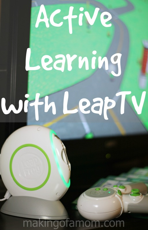 Active-Learning-LeapTV