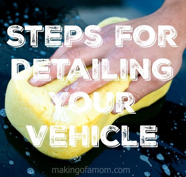 Steps-Detailing-Car