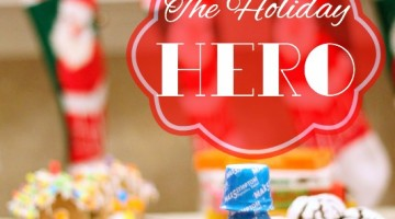 The Holiday Hero – Pepto-Bismol #PinkRelief