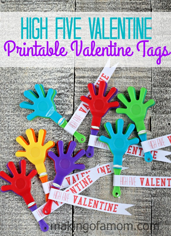 High-Five-Valentine