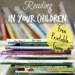Cultivate a Love of Reading in your Children