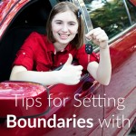 Tips for Setting Boundaries with Your Teen Driver