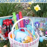 Candy Free Easter Basket Ideas