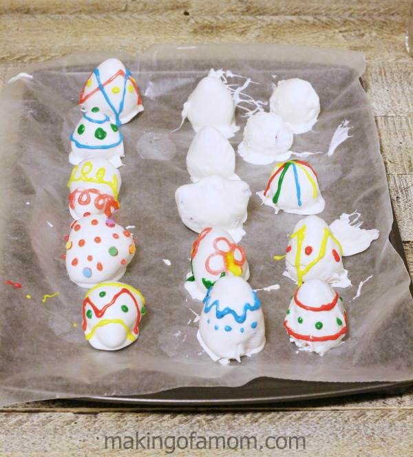 Decorated-Eggs-Wax-Paper