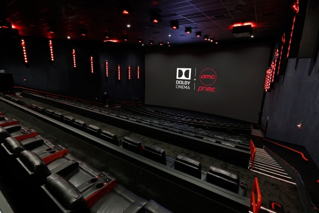 Dolby Cinema at AMC Prime Screen