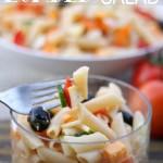 Loaded Pasta Salad