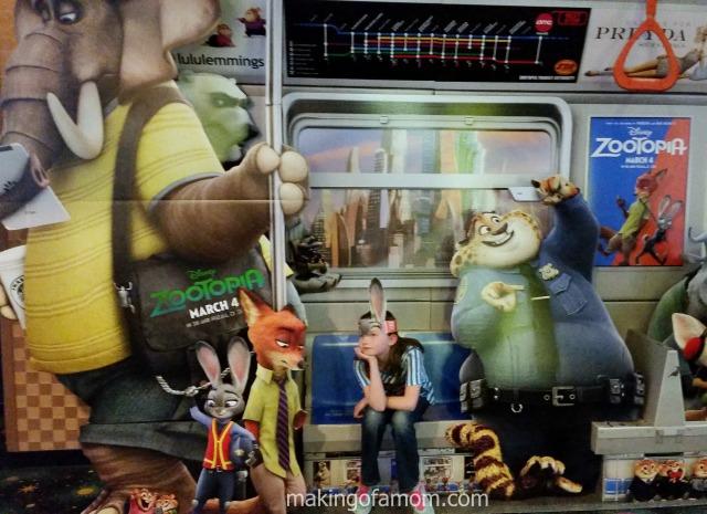Zootopia-Train