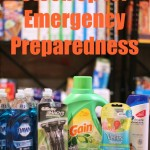 Stock Up for Emergency Preparedness