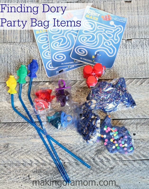 Finding-Dory-Party-Bag-Items