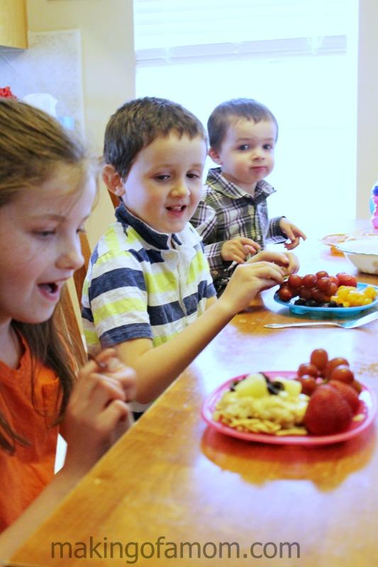 Kids-Dinner