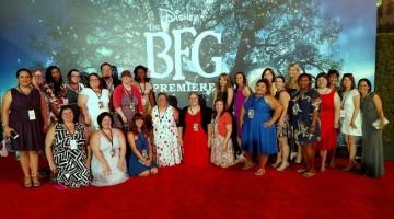 The BFG Red Carpet Premiere