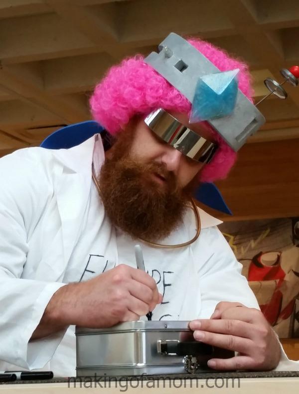 Future-Scientist-Animator