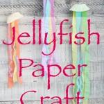 Jellyfish Paper Craft